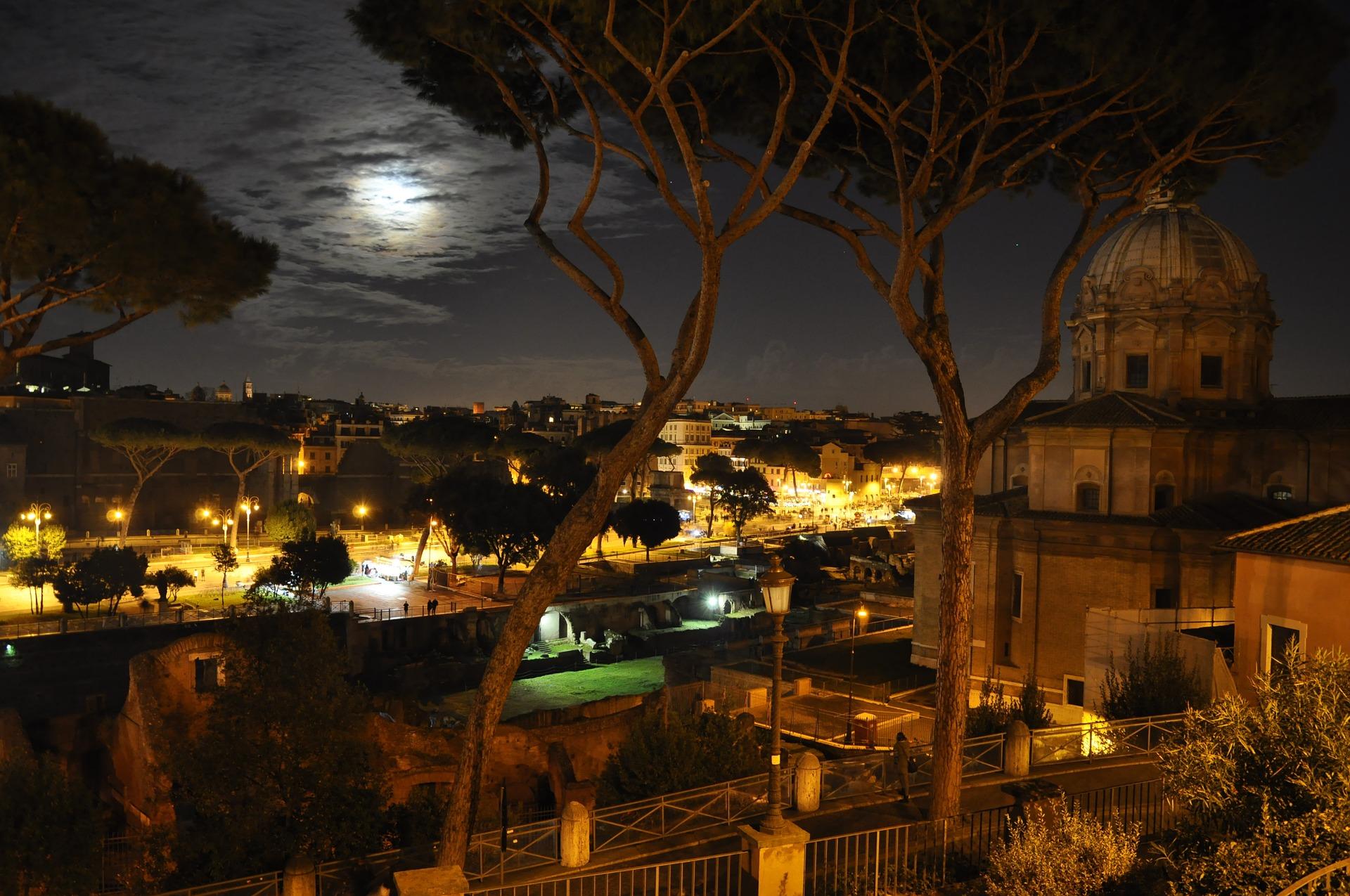 A spasso con i fantasmi dell'antica Roma